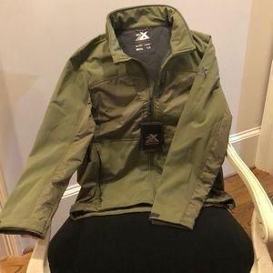 ZEROXPOSUR All Season Jacket / Rain Hood Stowable